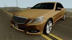 Mercedes-Benz E500 HQ pour GTA San Andreas