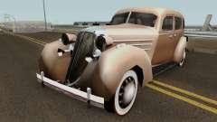 Guardian Terraplane Fordor From Mafia TCoLH pour GTA San Andreas