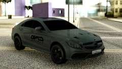 Mercedes-Benz CLS GAD für GTA San Andreas