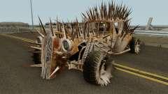 Die Geier von Mad max für GTA San Andreas