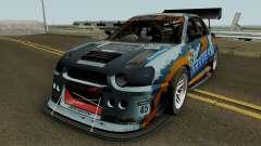 Subaru Impreza WRX STi Series II Time Attac 2003 pour GTA San Andreas
