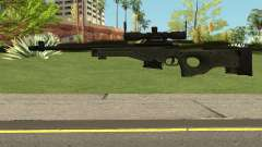 L96 Sniper Rifle pour GTA San Andreas