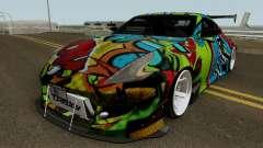 Nissan 370Z WideBody (Z34) 2013 für GTA San Andreas