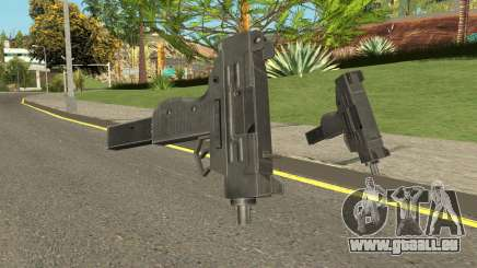 Micro UZI HQ (With HD Original Icon) pour GTA San Andreas