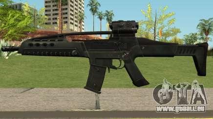 CSO2 XM8 Assault Rifle für GTA San Andreas