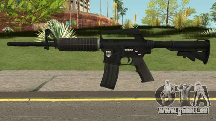 M4A1 CS: GO für GTA San Andreas