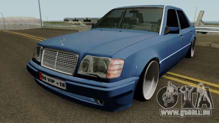 Mercedes Benz E500 Limited Kyosho pour GTA San Andreas