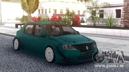Renault Logan WTCC pour GTA San Andreas