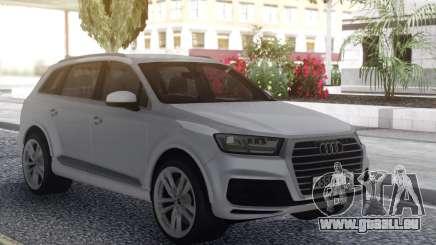 Audi Q7 Offroad für GTA San Andreas