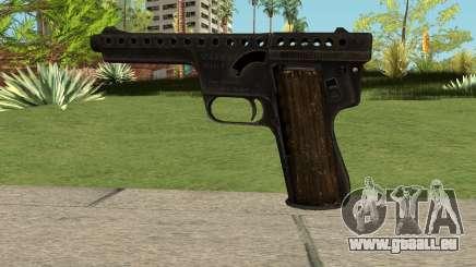Gyrojet Pistol für GTA San Andreas