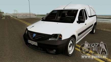 Dacia Logan Pickup (Pompe Funebre) 2008 für GTA San Andreas