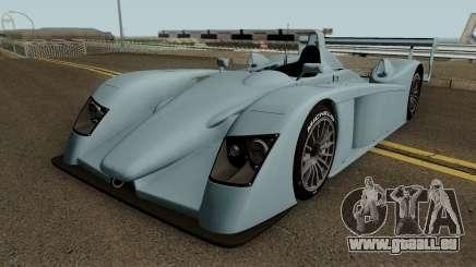 Audi R8 LMP900 2002 für GTA San Andreas