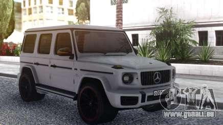 Mercedes-Benz G63 AMG Editon1 W464 pour GTA San Andreas