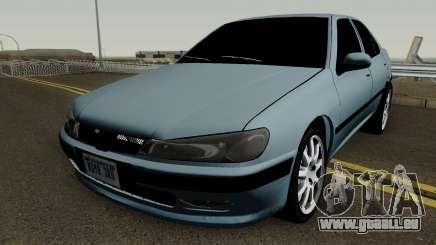 Peugeot 406 2004 pour GTA San Andreas