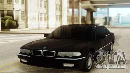 BMW E38 pour GTA San Andreas