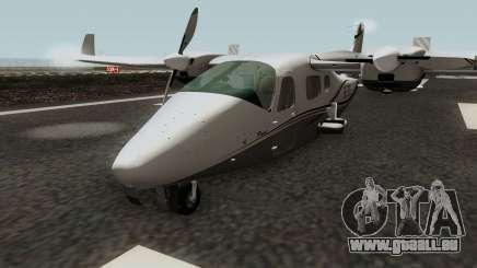 Tecnam P2006T für GTA San Andreas