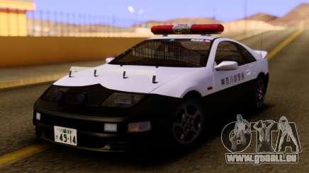 Nissan Fairlady Z32 Japanese Police für GTA San Andreas