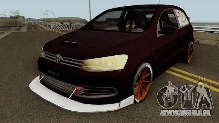 Volkswagen Gol Turbo de Martin Gallego für GTA San Andreas