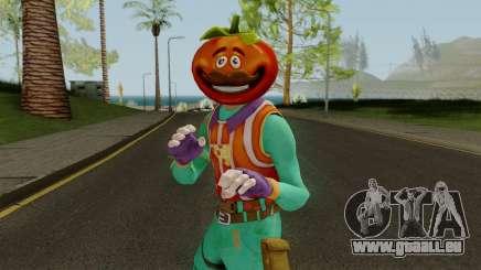 Fortnite TomatoHead Skin pour GTA San Andreas