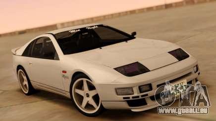 Nissan Fairlady Z32 AbFlug Revolfe für GTA San Andreas