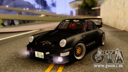 Porsche 964 Mid Night pour GTA San Andreas