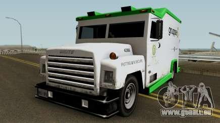 Brute Securicar (1990) für GTA San Andreas