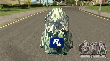 Retexture Parachute HQ (With HD Original Icon) pour GTA San Andreas