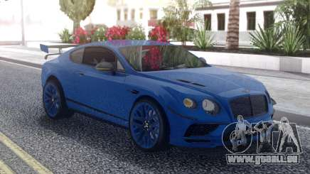 Bentley Continental Supersports 2017 pour GTA San Andreas