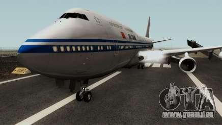 Boeing 747-400 Air China B-2472 pour GTA San Andreas