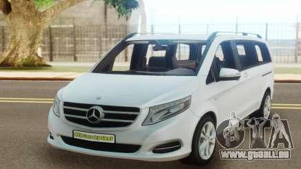 Mercedes-Benz V250 Van für GTA San Andreas