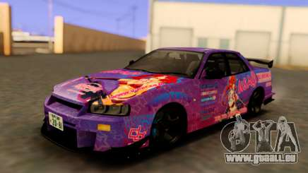 Nissan Skyline HR34 pour GTA San Andreas