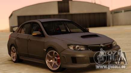 Subaru Impreza STi RHD pour GTA San Andreas