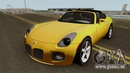 Pontiac Solstice GXP Coupe 2.0l 2009 IVF pour GTA San Andreas