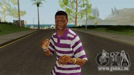 Ballas Member 2 GTA V pour GTA San Andreas