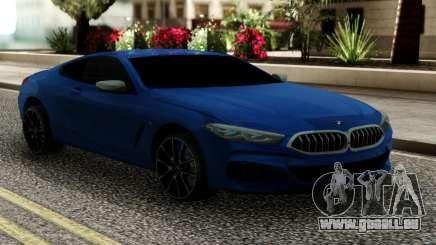 BMW M850i Coupe 2019 für GTA San Andreas