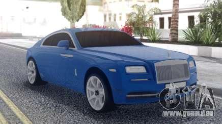 Rolls-Royce Wraith 2014 Copue pour GTA San Andreas