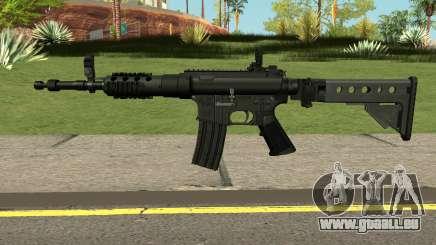 Colt M15 pour GTA San Andreas