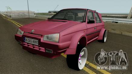 Skoda Favorit RocketBunny pour GTA San Andreas