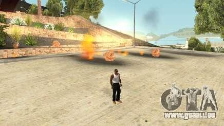 Meteor Mod pour GTA San Andreas