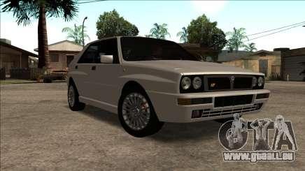 Lancia Delta HF Integrale Evoluzione pour GTA San Andreas