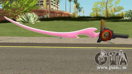 WindBlade Weapon pour GTA San Andreas