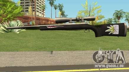 Sniper Rifle DrugWar für GTA San Andreas