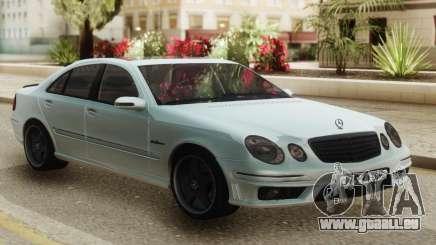Mercedes-Benz W211 E63 pour GTA San Andreas