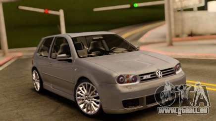 Volkswagen Golf R32 R19 Rims für GTA San Andreas