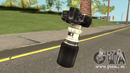 Camera HQ (With HD Original Icon) für GTA San Andreas