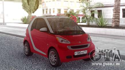 Smart Fortwo II pour GTA San Andreas
