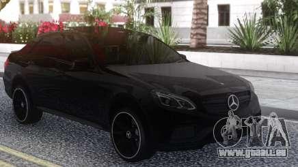 Mercedes-Benz W212 E63S für GTA San Andreas