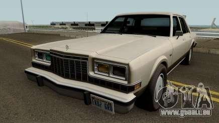 Dodge Diplomat 1981-1987 pour GTA San Andreas