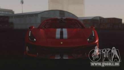 2019 Ferrari 488 Pista für GTA San Andreas