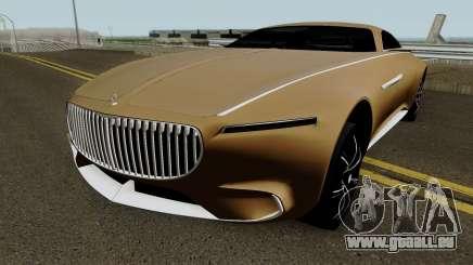 Maybach Vision 6 pour GTA San Andreas